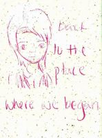 Back to the place - Spencer by immortalliac