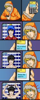 The Misadventures of Kenny and Craig IV by Zteif