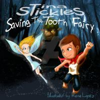 SAVING THE TOOTH FAIRY cover by Rene-L