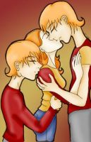 Fred and George by Order-of-the-Phoenix