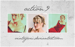 Action 9 by vintagevic