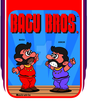 Bagu Bros Arcade by SoVeryUnofficial