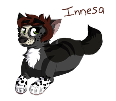 Its a baby Innesa by scarletsp33dster