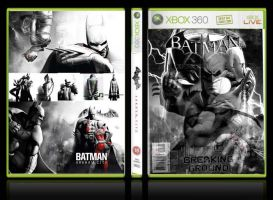batman arkham city ver 2 by darkjoker15