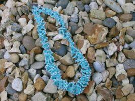 Peyote spiral by Autumn-beads