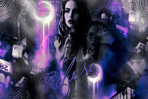 Header Refuse by EvelineDee1232