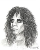 Alice Cooper by VincentFurnier