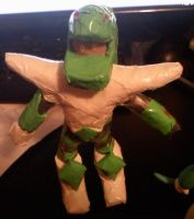 Snakeman figure 4 by DuctileCreations