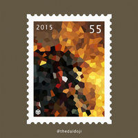 Postage Stamps - Burning Metal PART 2 by TheDaidoji