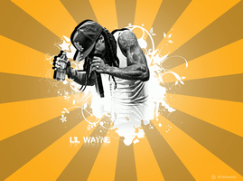 Lil Wayne- Vector by sheekoo90