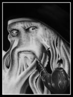 Ghost of Davy Jones by MikeLangston