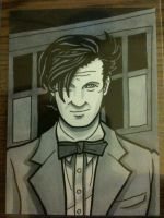 The Eleventh Doctor by JoelRCarroll