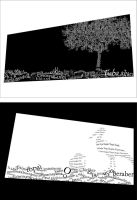 typographical story by miocaro