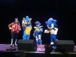 metal sonic cosplay by tentenswift