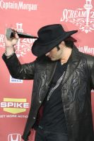 Robert Rodriguez at Scream by pinguino