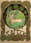 leafeon by ASTROPUNCH