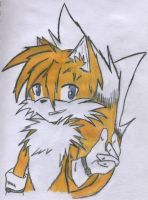 My Style Tails - lycropath by TailsFanclub