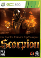 Mortal Kombat Mythologies:Scorpion by Tony-Antwonio