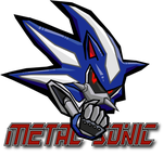 Metal Sonic decal by NetRaptor