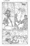 Marvel spidey sample page 2 pencils by JoeyVazquez