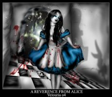 A reverence from Alice by Velou-ria