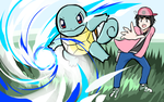 Squirtle | Akarui by ishmam
