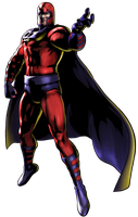 Ultimate MVC3 magneto by heatheryingNL