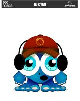 :Submission: DJ Cyan by EggHeadz