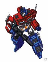 Optimus by Jochimus