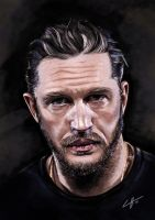 Tom Hardy by 5IC
