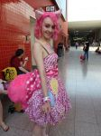 Pinkie Pie Cosplay! by Timatae