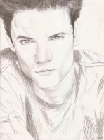 Shane West by crayon2papier
