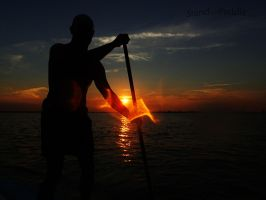 Stand and Paddle SUP 6862 by PaddleGallery