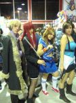 Fairy Tale and Resident Evil by Thara-Wood