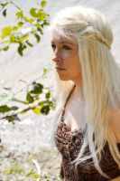 Not a Queen, a Khaleesi. by Danii-chan