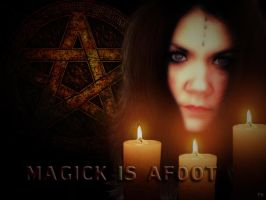 Goddess is alive Magick is afoot by prairiekittin