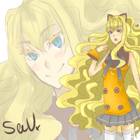SeeU vocaloid by Bunbae