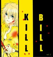 kill bill by Invader-celes