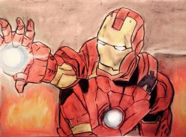 Iron Man by CpointSpoint