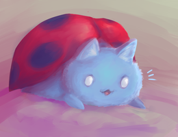 Catbug by Super-Cute