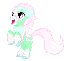 Minty (Pony Revival) by RussianKolz