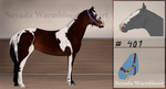 Nevada Warmblood|401|CUSTOM by jassukassu