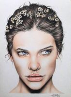Barbara Palvin by Tezzy98
