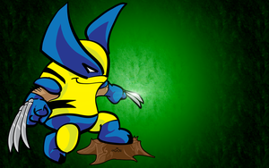 Wolverbean Wallpaper by SEspider