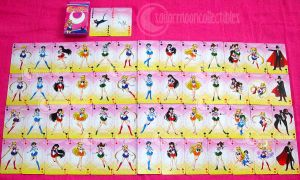Sailor Moon GE Playing Cards by onsenmochi
