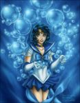 Super Sailor Mercury by daekazu