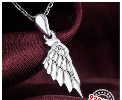 Accel World SILVER CROW Necklace Collective Editio by cosplaysky123