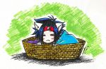 Chibi Rei - BeyArMaMo First Day. by Shimi34