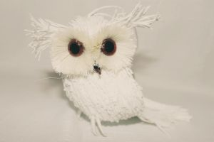 Owl Ornament by apparate