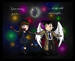 BBR and Cas: Dance With Me by blackbirdrose